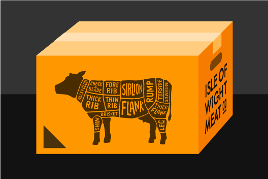 Isle Of Wight Beef Box (for 4)