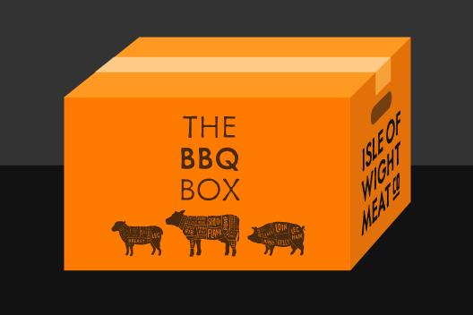 Isle Of Wight BBQ Box