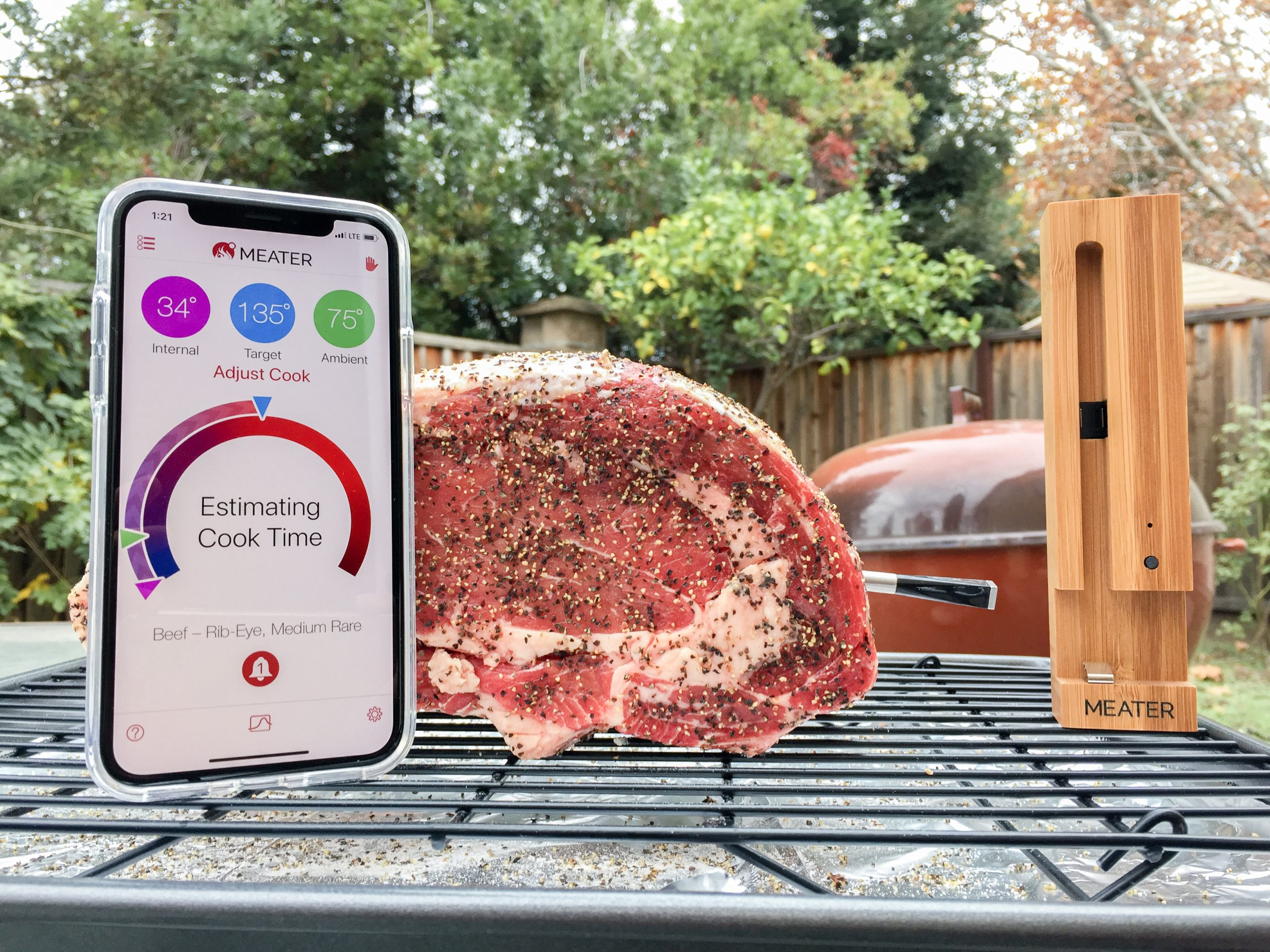 Meater – Smart Meat Thermometer