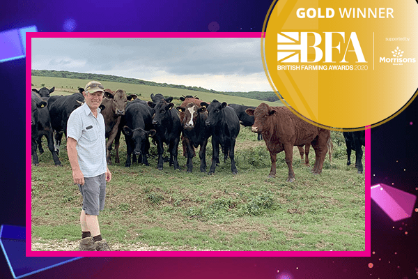 2020 British Farming Awards – Beef Innovator Of The Year